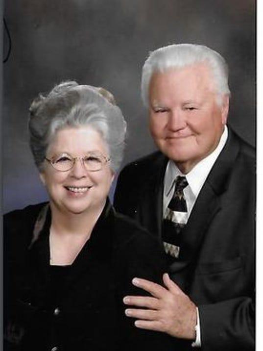Anniversaries: Raymond Parnell & Loretta Parnell
