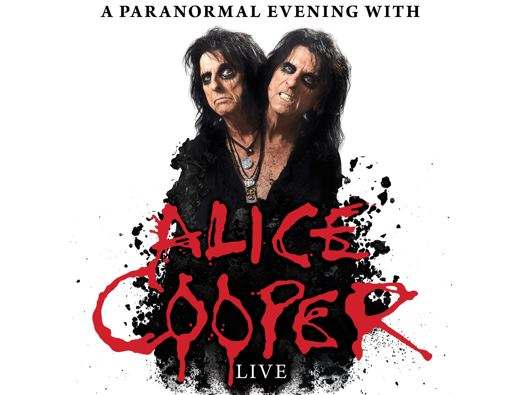 Win a pair of tickets to see Alice Cooper at the Louisville Palace. Enter 3/8-3/21
