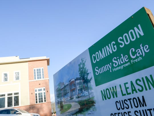 The Sunny Side Cafe is coming soon to Patrick Square