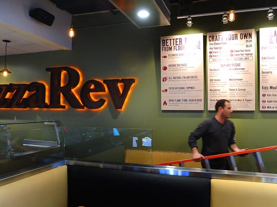 PizzaRev is planning to open a pair of Fort Collins restaurants.