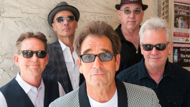 Huey Lewis and The News will perform at Margaritaville in May.