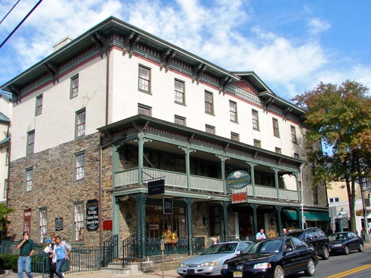 The Lambertville House Hotel is a boutique lodging that holds the charm of a historic inn coupled with comfort of a modern hotel.