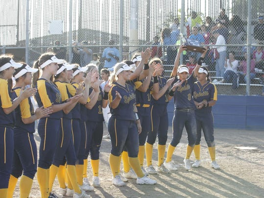 2017 CENTRAL COAST SECTION SOFTBALL DIVISION II