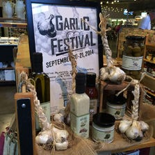 A variety of garlic-related food and activities will comprise first annual Garlic Festival at the Queen Creek Olive Mill.