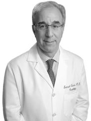 Dr. Samuel Suede is chief of cardiology at Englewood