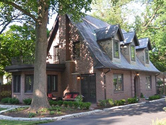This English tudor is a Butler-Tarkington steal at an asking price of $399, 900.