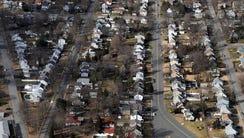 This Pompton Lakes neighborhood sits above a plume