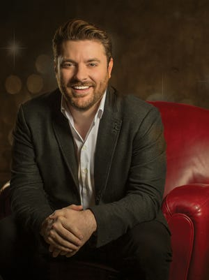 """Chris Young will release his Christmas album """"It Must Be Christmas"""" Oct. 14."""