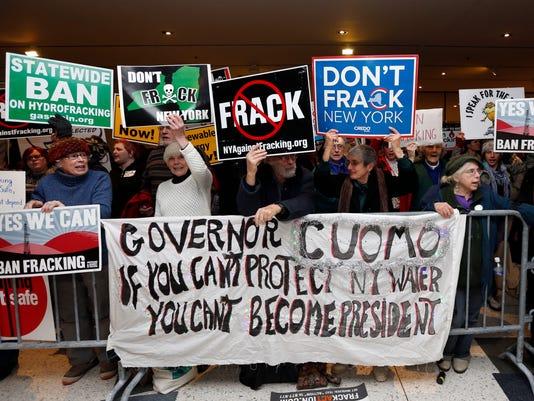 frack protest albany USED IN 1A DESIGN jan 2014