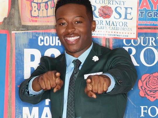 "Brandon Micheal Hall, star of the new ABC comedy ""The Mayor,"" is a graduate of the South Carolina Governor's School for the Arts and Humanities."