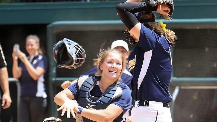 Hartland rallies past Howell to reach state softball championship game