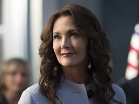 Supergirl president