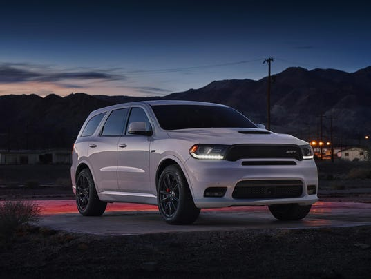 Auto review: 2017 Dodge Durango throws its weight around