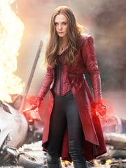 Scarlet Witch (Elizabeth Olsen) continues to learn