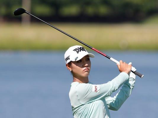 USP LPGA: KPMG WOMEN'S PGA CHAMPIONSHIP - SECOND R S GLF USA IL