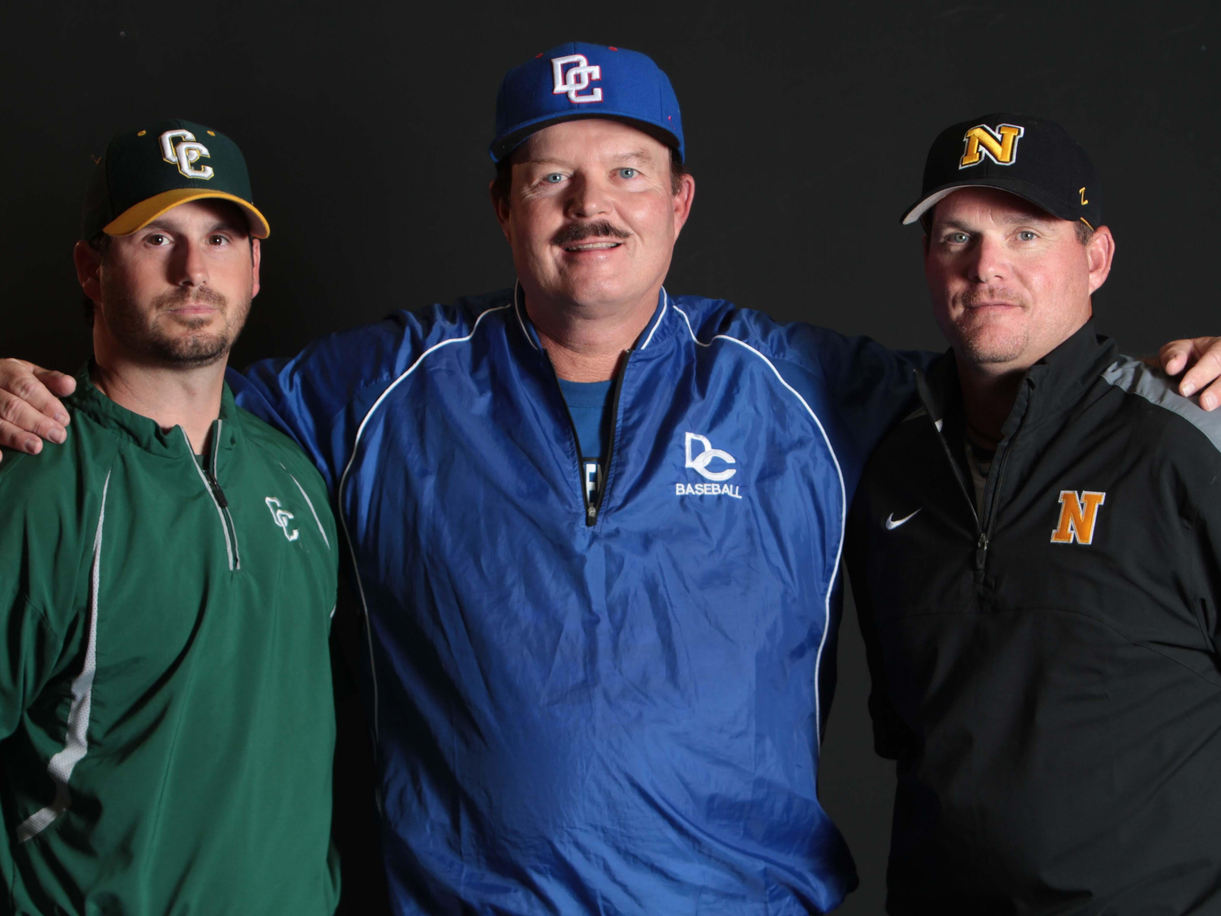 Many of Johnson's former players have gone on to coach careers of their own, including Neville's Paul Guerriero and Cedar Creek's Ben Haddox.