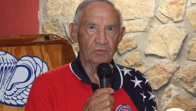 Retired Maj. Gen. John B. Oblinger Jr. stayed active in El Paso and with local veterans groups long after he relinquished command at the post.