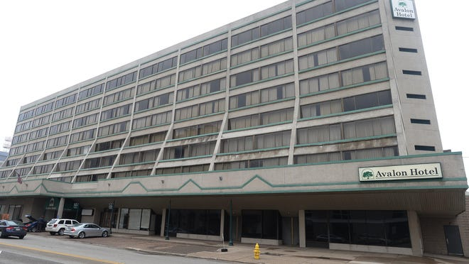 Avalon Hotel & Conference Center, 16 W. 10th St., in downtown Erie.