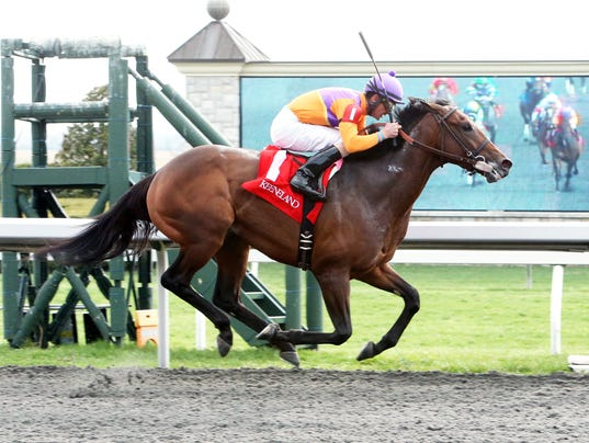 2014-04-08 Medal Count Blue Grass Stakes