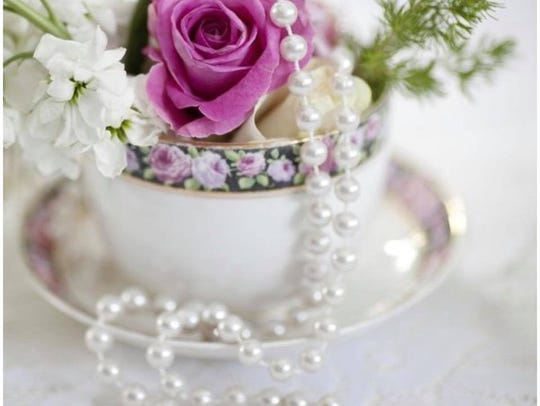 Mother and Daughter Tea Luncheon is Saturday.