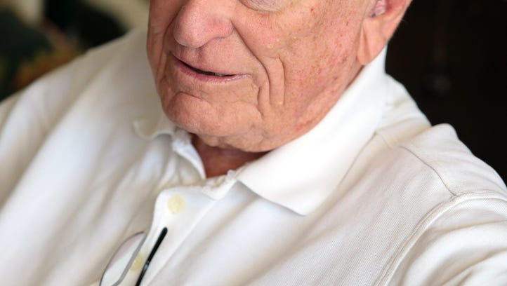 Jack Whitaker, a part-time Indian Wells resident, was