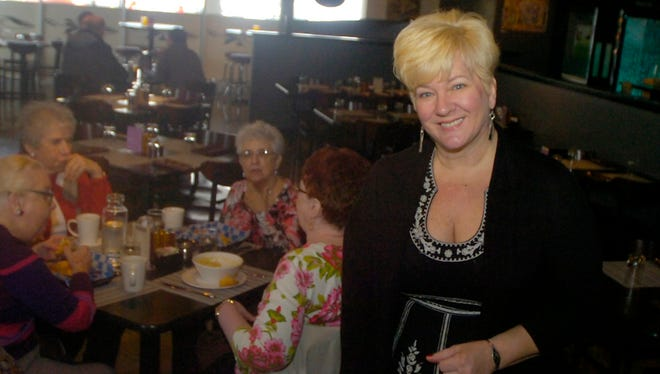 Owner Penny White wants her new Wicked Table restaurant in Farmington Hills to become a destination spot.