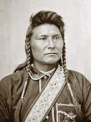 Chief Joseph in 1877