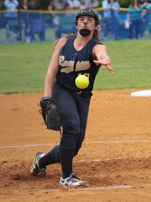 Ramsey pitcher Victoria Sebastian is a first team selection on the All-Bergen County.