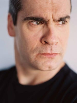 Henry Rollins will appear at Marathon Music Works on Oct. 14