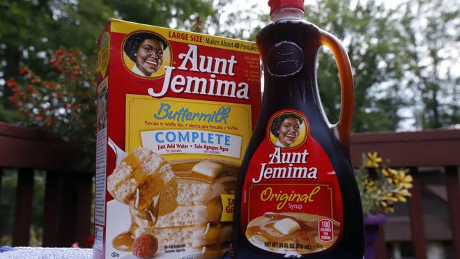 After appearing on packages of pancake mix and syrup for 130 years, the name and image of Aunt Jemima will no longer be used, company officials announced this week.