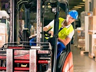 How to become a forklift operator