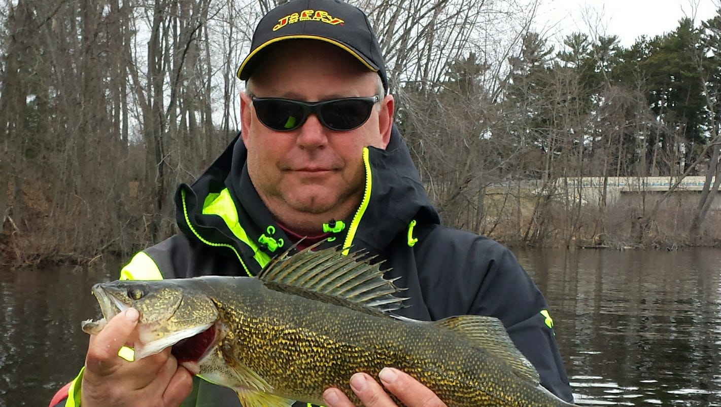 Central wisconsin wisconsin river fishing report for sept 28 for Wisconsin river fishing report