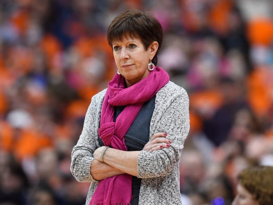 NCAA Womens Basketball: Notre Dame at Syracuse