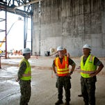 Feds approve more foreign labor for Andersen hangar project