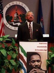 Willard Walker, director of Office of Schools to Work