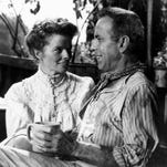 """Cornell Cinema kicks off its popular summer series, """"Cinema Under the Stars,"""" with """"The African Queen,"""" the 1951 classic starring Humphrey Bogart, right, and Katharine Hepburn."""