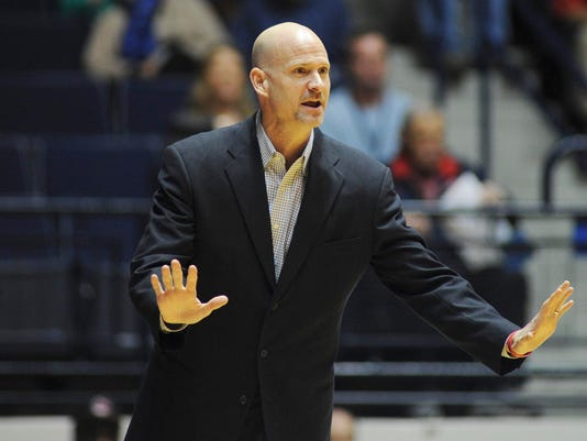 NCAA Basketball: Georgia State at Mississippi