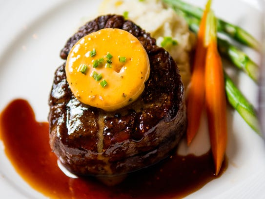 At the Nov. 18 Fantasies in Chocolate, RGJ Media's annual charitable fundraiser, the main course features Certified Angus Beef filet mignon donated by Sierra Meat & Seafood of Reno.