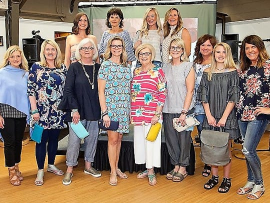 Mother's Day Show - Tri-State MS Association had their