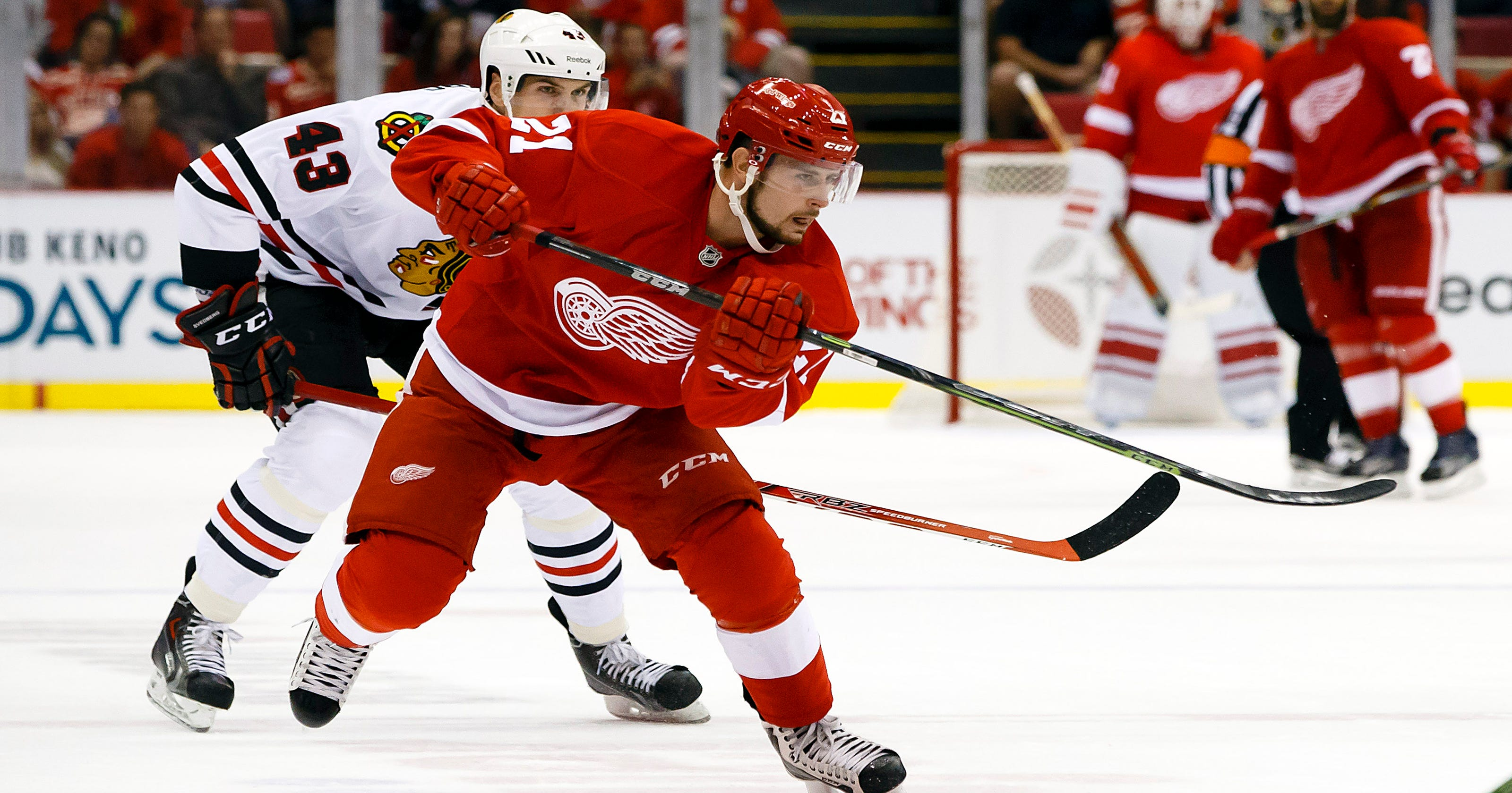 0a4d9f31a14 Does long-term deal make sense for Red Wings and Tomas Tatar?