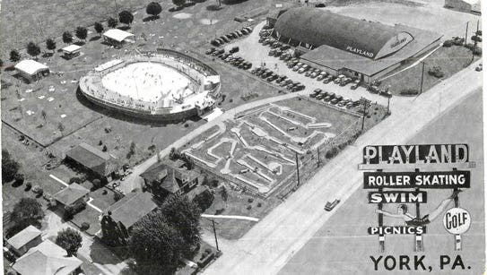Cindy Roach of Dover shared this Playland postcard