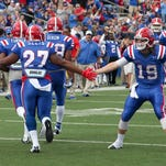 Louisiana Tech put up 76 points to clinch the Conference USA West Division title last year.