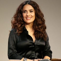 Salma Hayek has won a restraining order against two women whom she said impersonated her.
