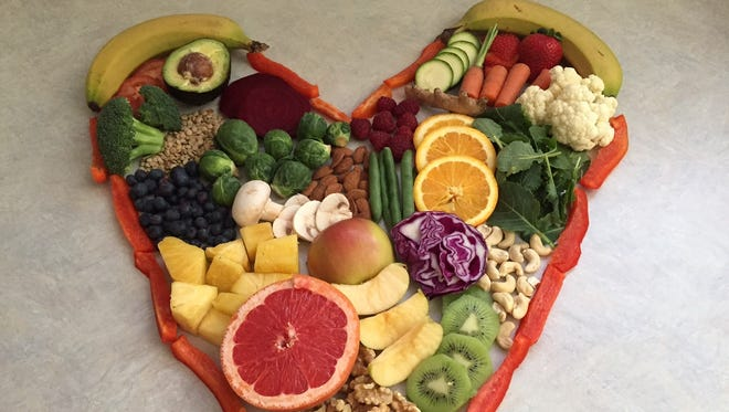 In the spirit of Valentine's Day, consider ways to maintain healthy relationships with others, as well as with your own mind and body. This includes eating healthy.