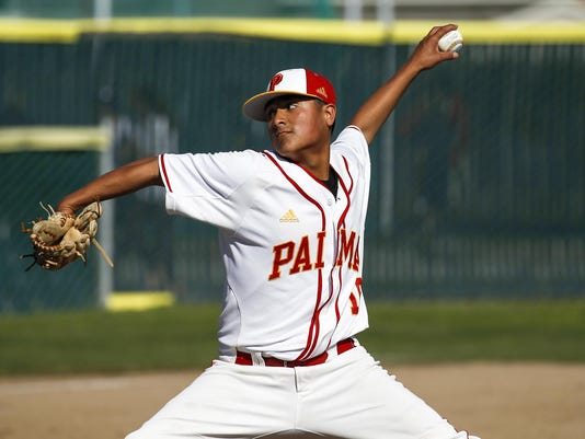 CCS Baseball: Palma vs. Monterey