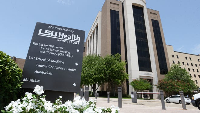 LSU Health Sciences Center in Shreveport.