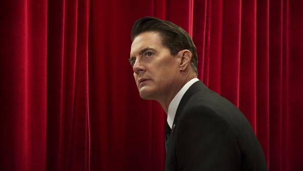 Kyle MacLachlan returns as Special Agent Cooper on
