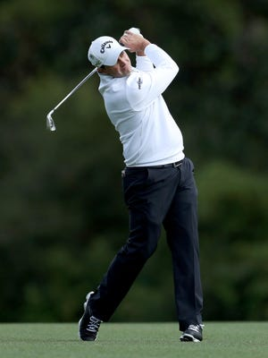 Brian Stuard (Jackson), who starred at Oakland University, unleashed the shot of the round at the 189-yard 16th.