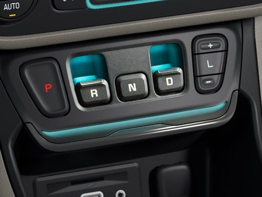 GMC bets on new shifter design in 2018 Terrain SUV