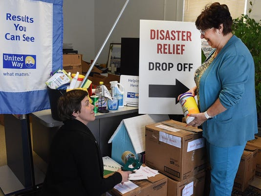 Disaster relief efforts